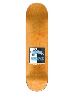 Almost x Brian Lotti Rabbit 2.0 Team Deck - 8.25