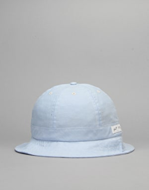 HUF Chambray Bell Bucket Hat - Blue