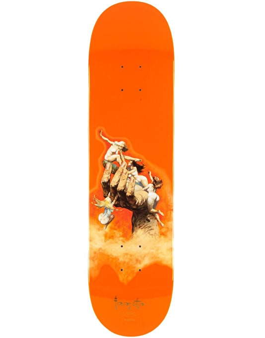 Primitive x Frank Frazetta Ribeiro Reassembled Man Pro Deck - 7.8""