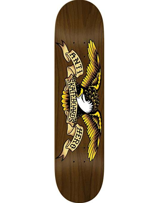Anti Hero Stained Eagle Team Deck - 8.28""