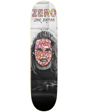 Zero x Lucas Beaufort Burman Re-Portrait Pro Deck - 8.25