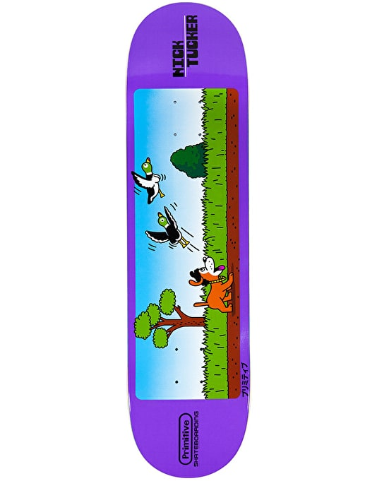 Primitive Tucker Duck Hunter Pro Deck - 8.125""