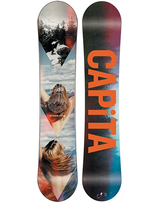 Capita Outdoor Living 2016 Snowboard - 158