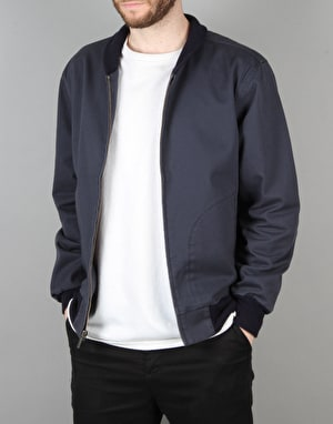 Brixton Bard Jacket - Navy