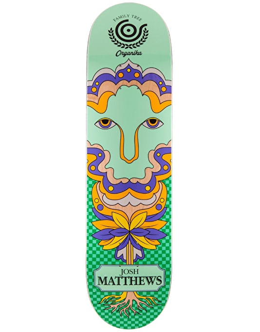 Organika Matthews Family Tree Pro Deck - 8.1""