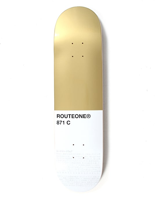 Route One Onetone Team Deck - 8""