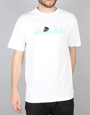 Chocolate x Sanrio Chococat T-Shirt - White