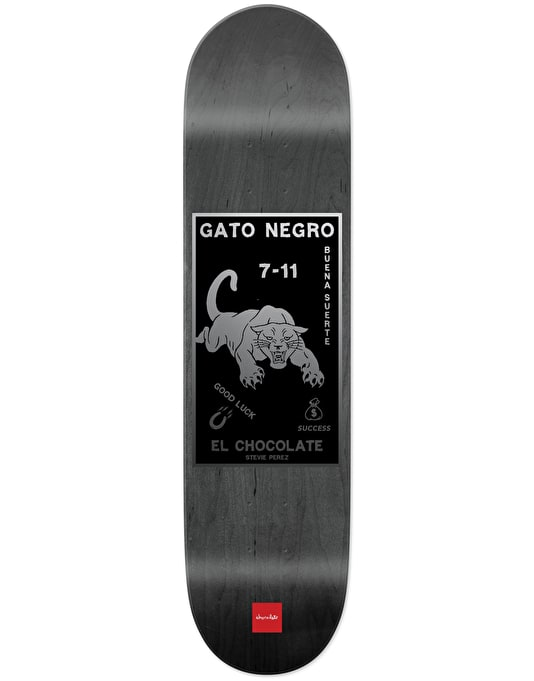 Chocolate Perez Black Magic Pro Deck - 8.25""