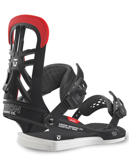 Union Contact Pro 2016 Snowboard Bindings - Black