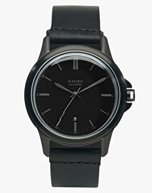 Electric Carroway Watch - All Black