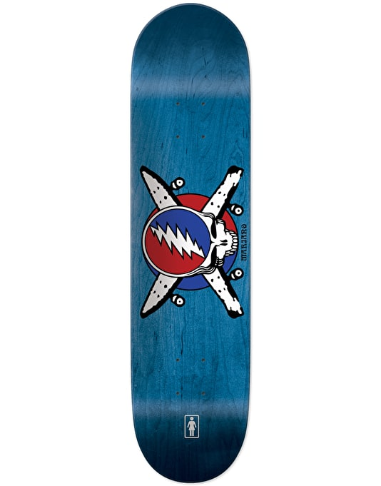 Girl Mariano One Off Pro Deck - 8.125""