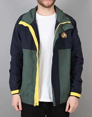 HUF Atlantic Jacket - Navy/Green
