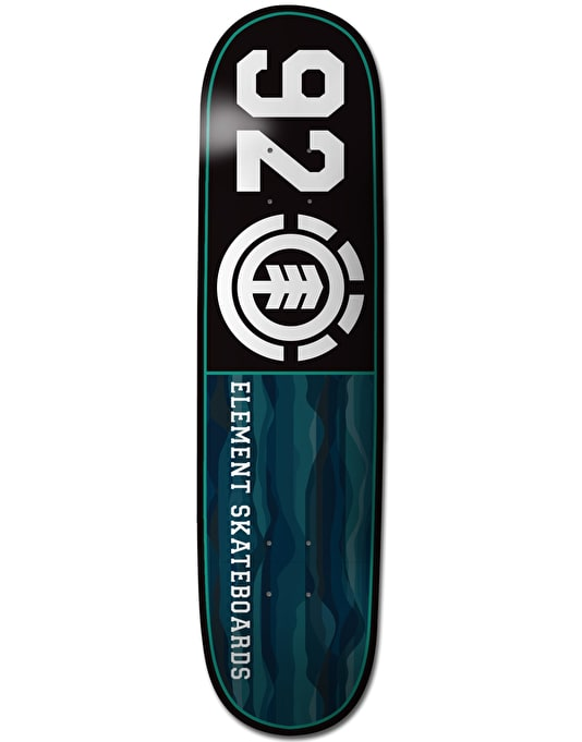 Element 92 Landlines Featherlight Team Deck - 8.25""