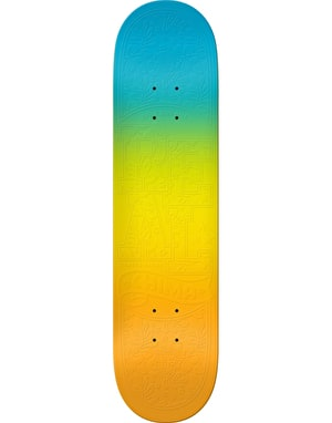 Real Chima Mono Embossed Low Pro II Pro Deck - 8.06