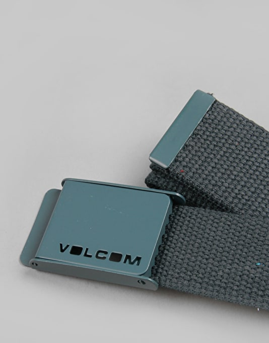 Volcom Web Belt - Expedition Green