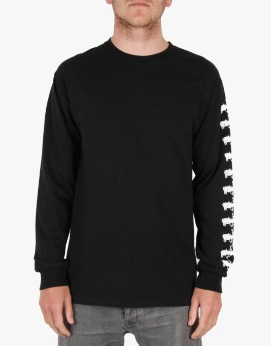 Witchcraft Goatwitch L/S T-Shirt - Black