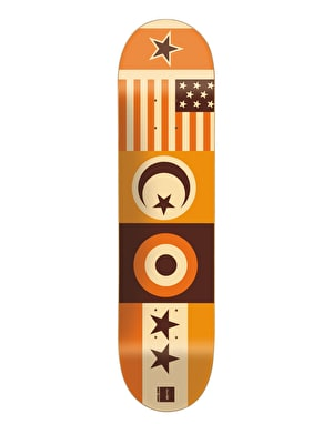 Chocolate Tershy Flags Pro Deck - 8.375