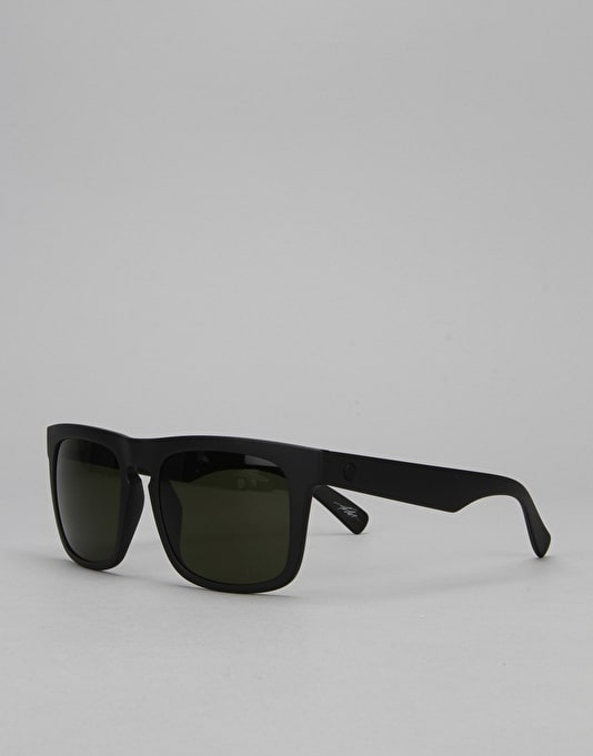 Electric Mainstay Sunglasses - Matte Black/Medium Grey