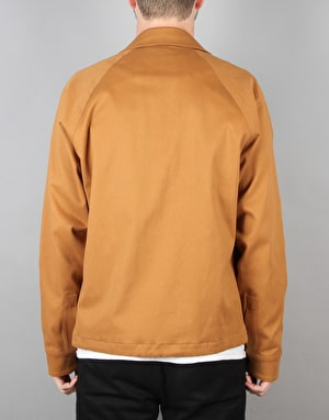 The National Skateboard Co. Classic Jacket - Camel