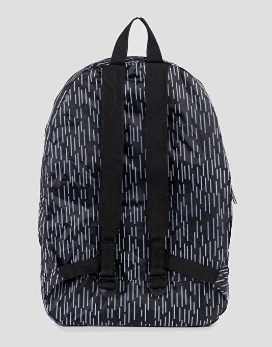 Herschel Supply Co. Packable Backpack - Black/White Rain Camo