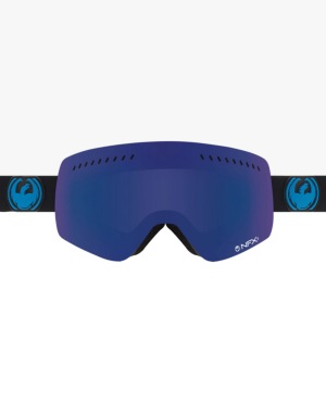 Dragon NFXs 2016 Snowboard Goggles - Jet/Dark Smoke Blue