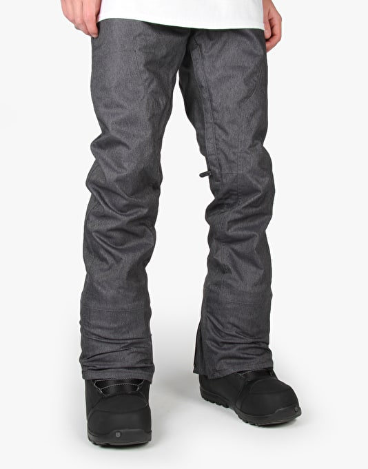 Burton TWC Greenlight 2016 Snowboard Pants - Denim