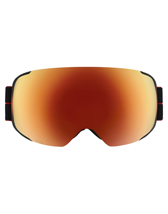 Anon M2 2016 Snowboard Goggles - Red Light/Red Solex