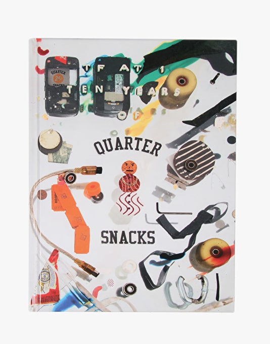 Quartersnacks 'TF at 1' 10 Year Book