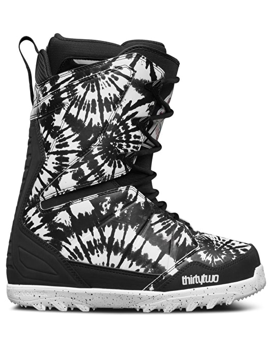 Thirty Two Lashed Hobush 2016 Snowboard Boots - Black/White