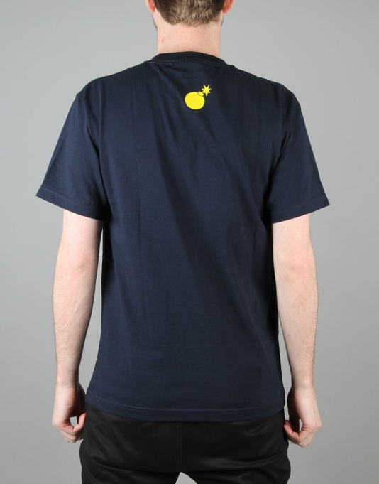 The Hundreds Cleaners T-Shirt - Navy