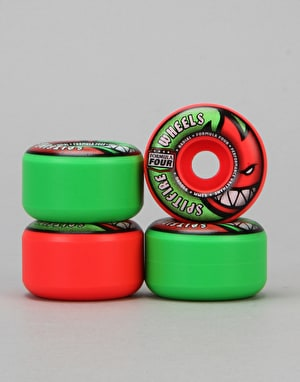 Spitfire Neuro Melon Mash Formula Four Radial 99d Team Wheel - 52mm