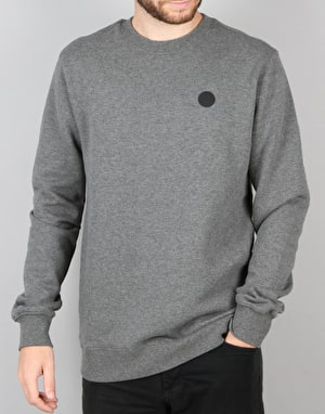 Volcom Single Stone Crew - Dark Grey