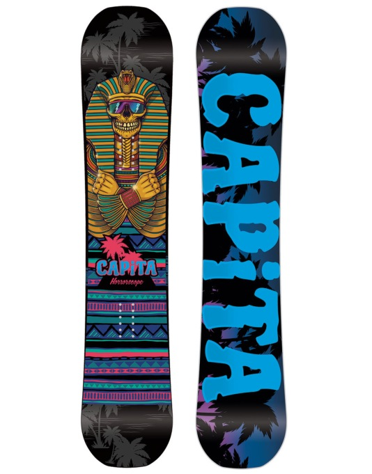Capita Horrorscope 2016 Snowboard - 153 Wide
