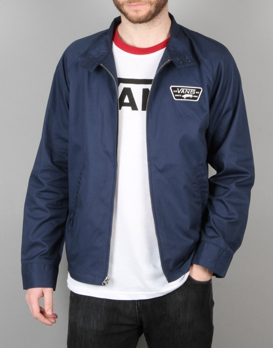 Vans Refinery 66 Jacket - Dress Blues