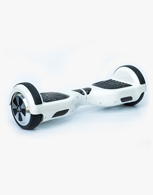 iSkute Balance Board Scooter - White