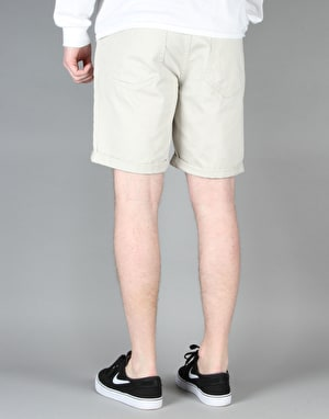WeSC Conway Shorts - Moon Beam