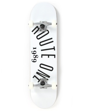 Route One Arch Logo Complete Skateboard - 8