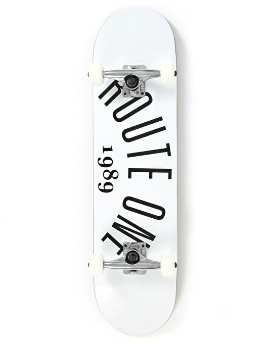 "Route One Arch Logo Complete Gift Pack - 8"" (Mellow Concave)"