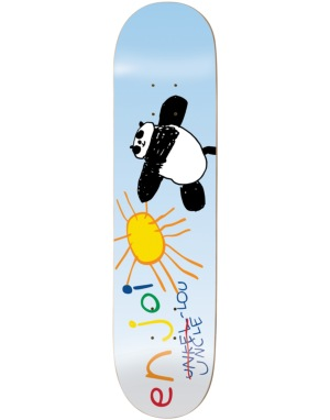 Enjoi Barletta Uncle Lou Pro Deck - 8.25