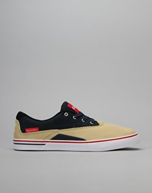 DC Sultan S SE Big Brother Skate Shoes - Pale Banana