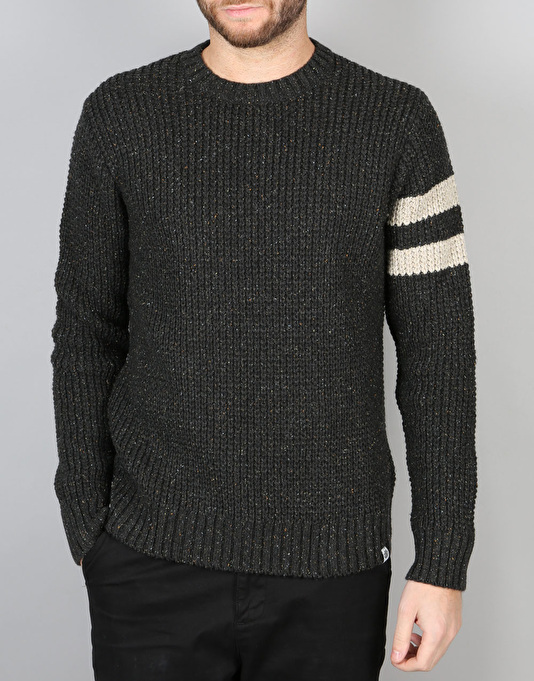 Element Horton Knit - Stone Grey