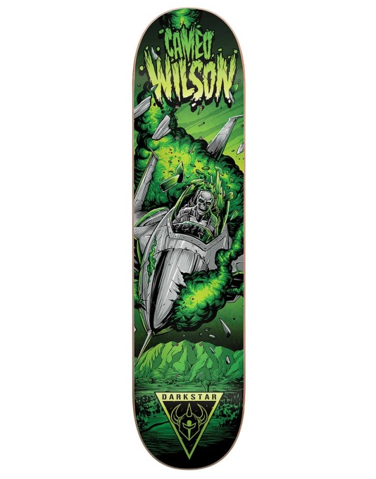 Darkstar Wilson Crash Pro Deck - 8""