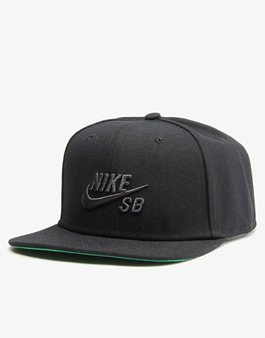 hot sale online 941ec f61f1 ... discount nike sb icon snapback cap black black pine gree anthracite  83703 06afe