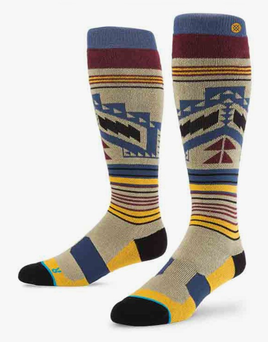 Stance Broken Arrow 2016 Snowboard Socks - Navy