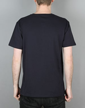 Volcom Saturday T-Shirt - Navy