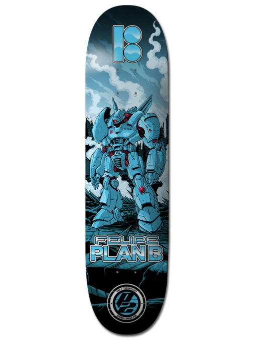 Plan B Felipe Guardian P2 Pro Deck - 8""