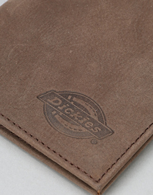 Dickies Ridgeville Leather Wallet - Chesnut