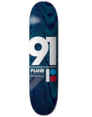 Plan B 91 B Team Deck - 8.75