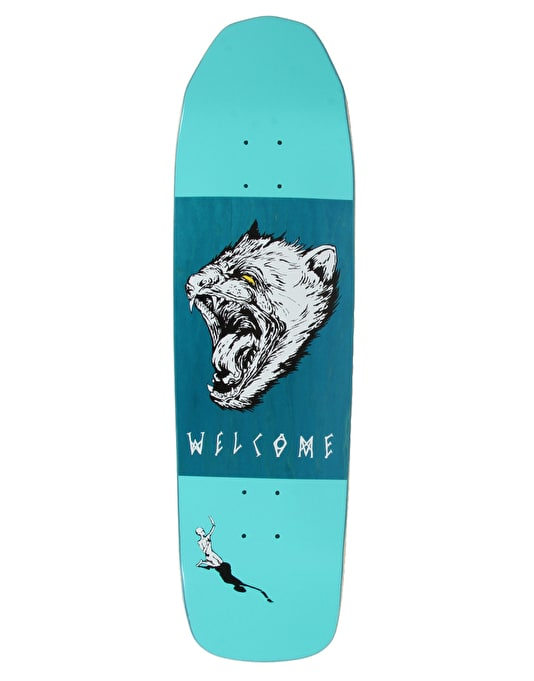 Welcome Tasmanian Angel on Basilisk Team Deck - 8.8""