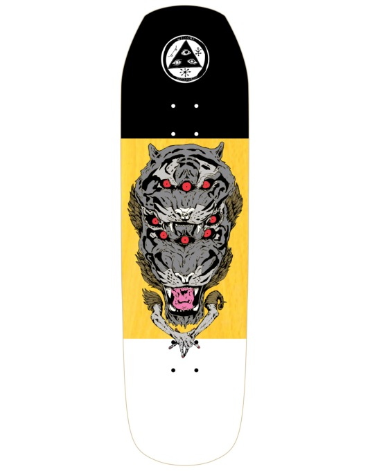 Welcome Triger on Banshee 90 Team Deck - 9""